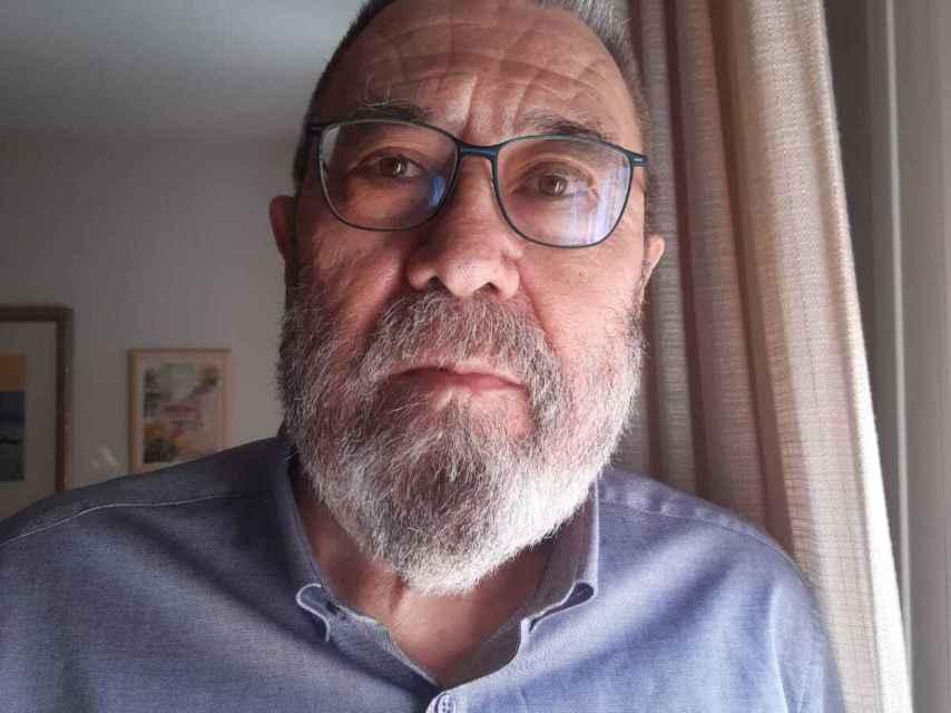 Cándido Méndez, recién salido de la peluquería.