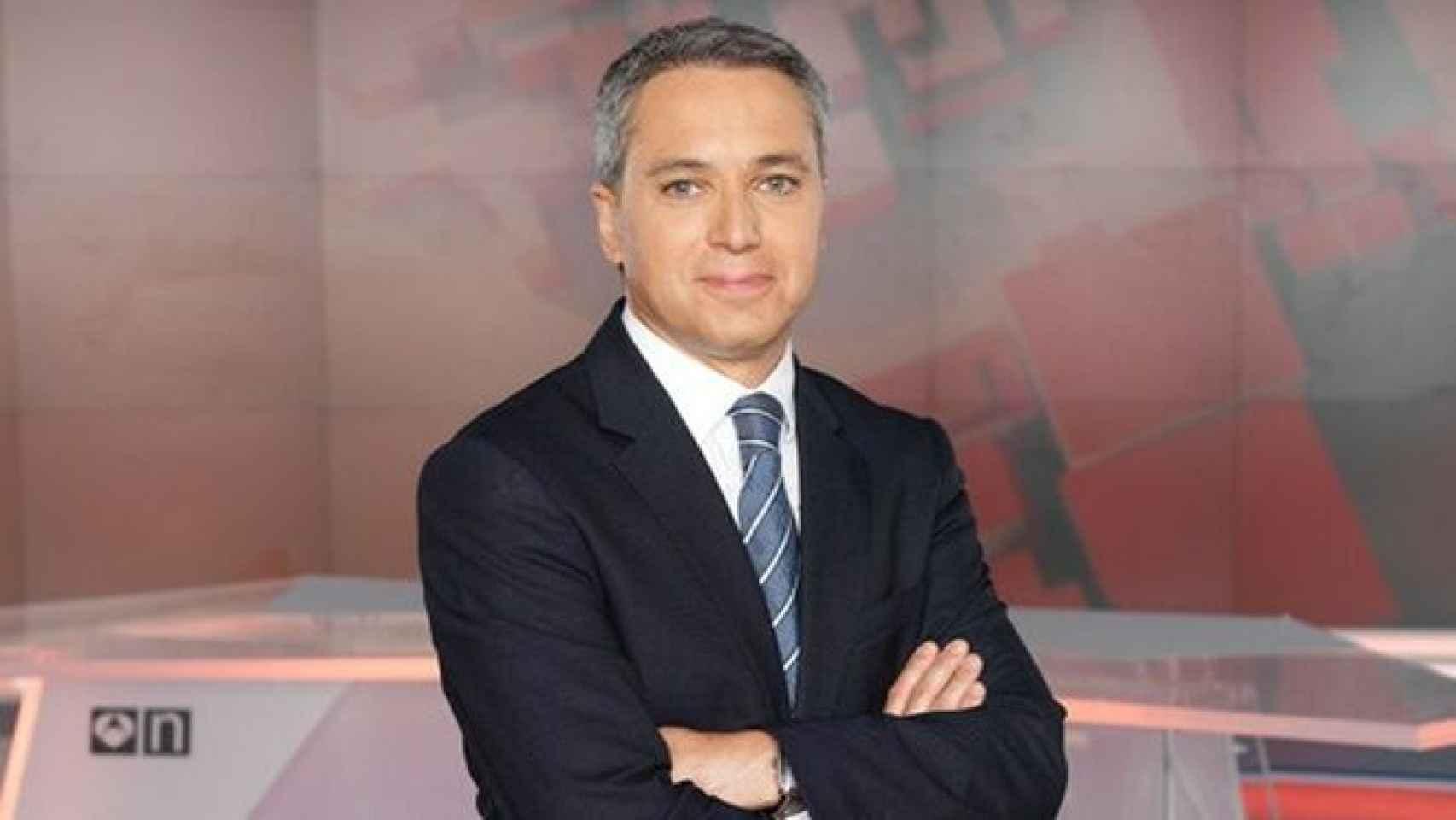 Vicente Vallés, en una imagen de archivo.