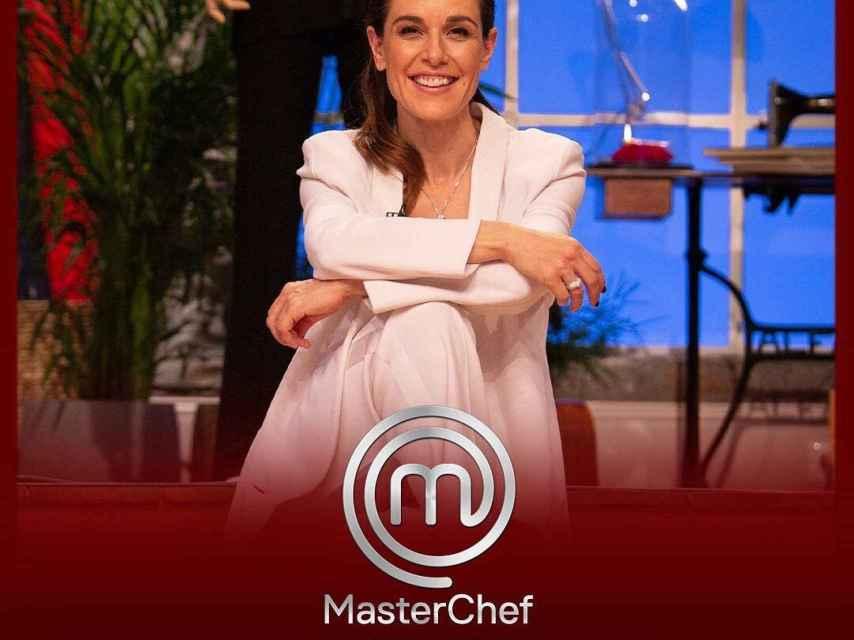 Raquel Sánchez Silva presenta 'Maestros de la costura'.
