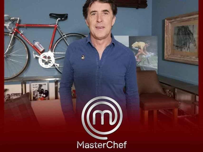 Pedro Delgado es exciclista.