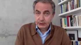 El expresidente socialista, José Luis Rodríguez Zapatero.