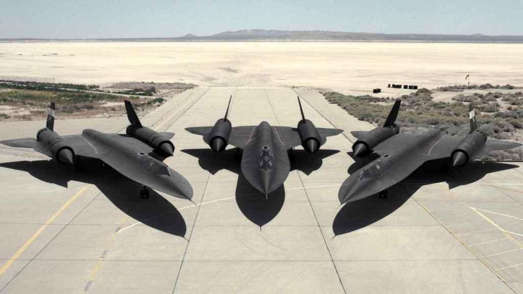 Lockheed Martin SR-71