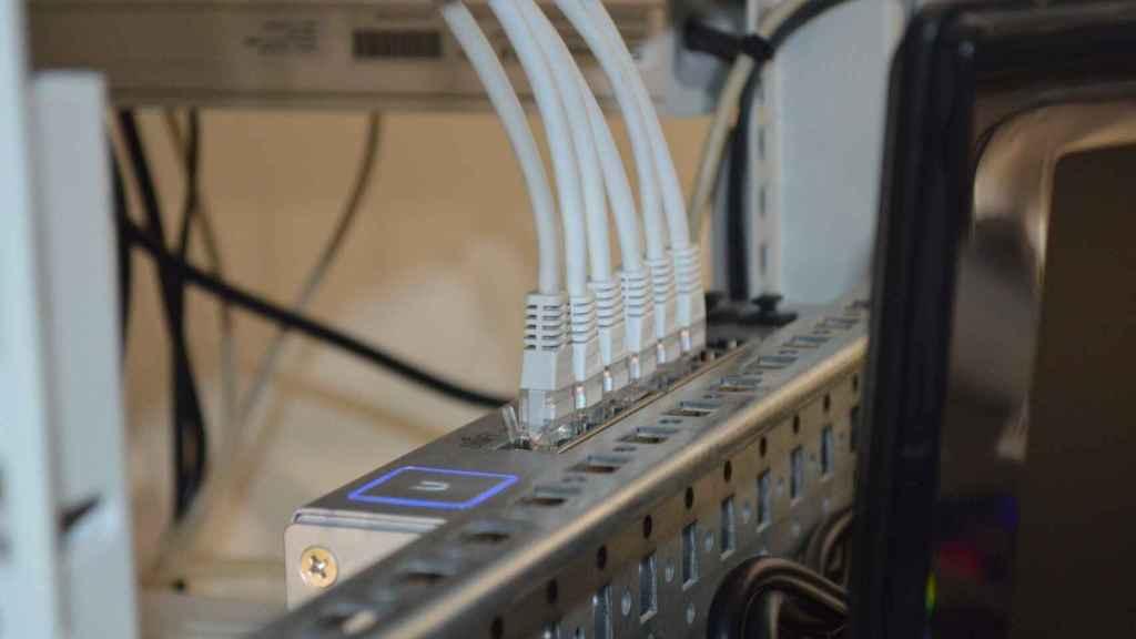 Conexiones a router