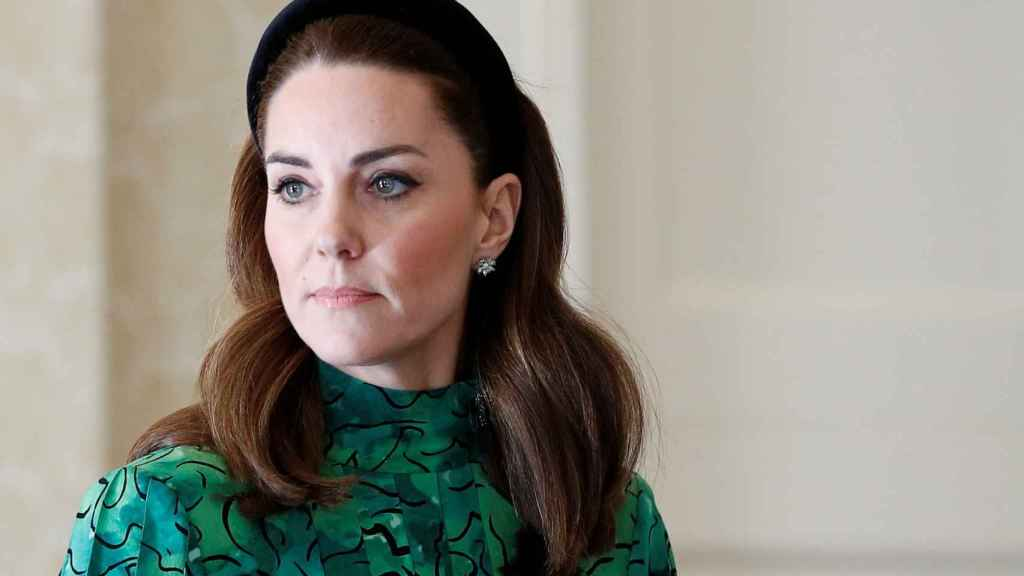 Kate Middleton en una imagen de archivo.
