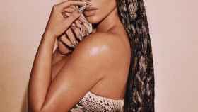 Kim Kardashian se ha realizado una novedosa técnica de coloración capilar.