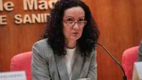 La exdirectora general de Salud Pública de la Comunidad de Madrid, Yolanda Fuentes.