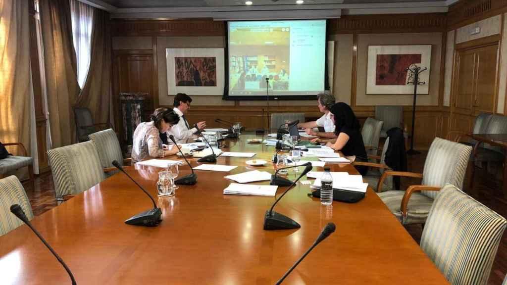 El Comité de Sanidad en el 'examen' a Castilla-La Mancha para evaluar las fases de sus provincias.