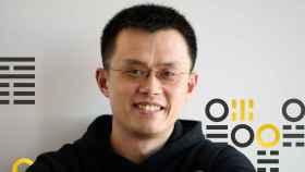 Changpeng Zhao, CEO de Binance.