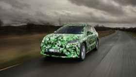 El Enyaq iV es la apuesta de Skoda por los coches eléctricos