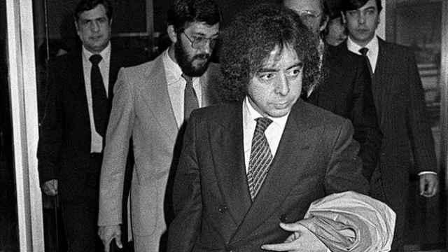 Juan Antonio González Pacheco, conocido como 'Billy el Niño'.