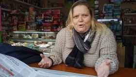 Ana Jiménez, la 'abuela coraje' de Cádiz.