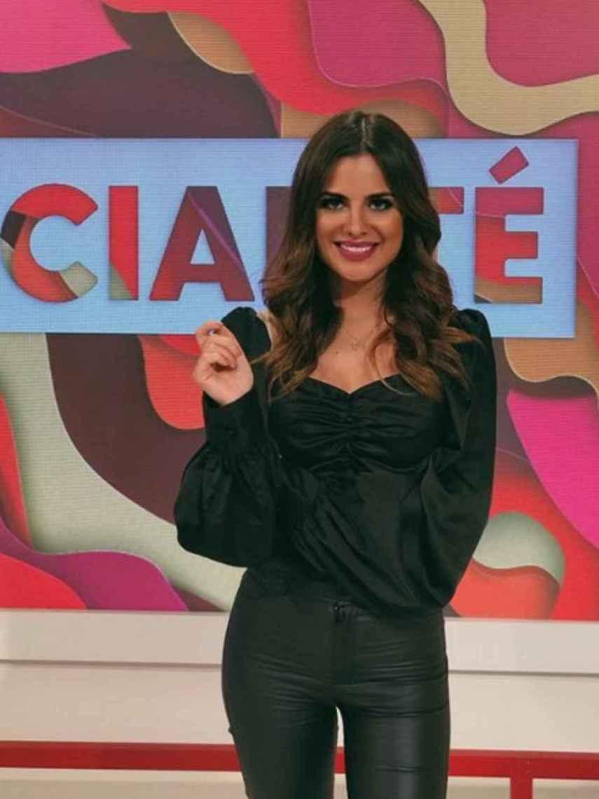 Alexia Rivas en el programa 'Socialité'.