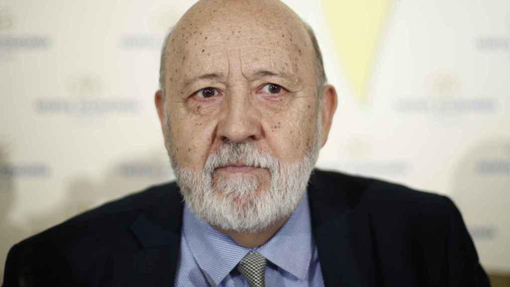 José Félix Tezanos, presidente del Centro de Investigaciones Sociológicas.