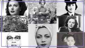 Hedy Lamarr, Lyudmila Pavlichenko, Rasuna Said, Cheng Benhua, Jane Vialle, Nancy Wake, Noor Inayat, Mya Yi.