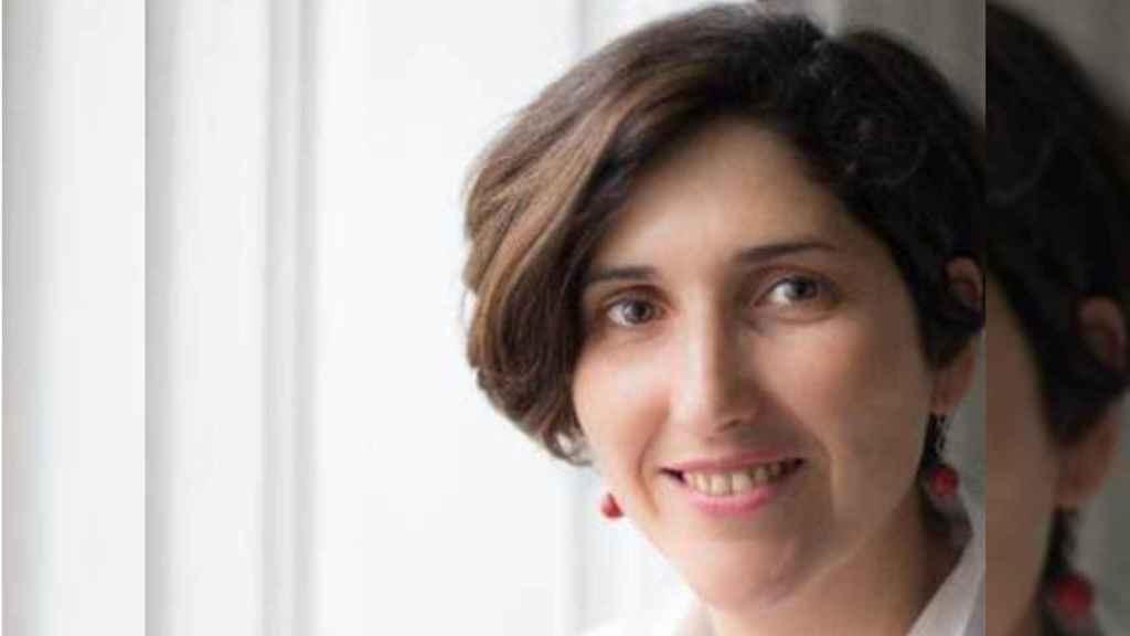 Adriana Moscoso, directora general de Industrias Culturales, Propiedad Intelectual y Cooperación.