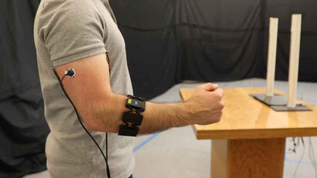 Sensores para mover el dron.