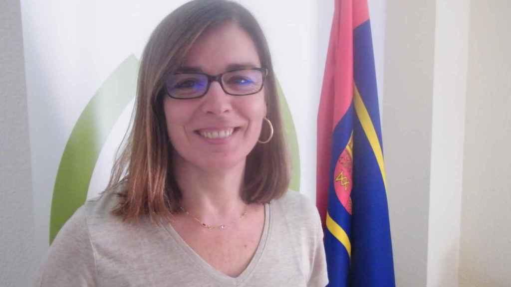 Patricia Bezunartea, directora general de Diversidad Familiar y Servicios Sociales.