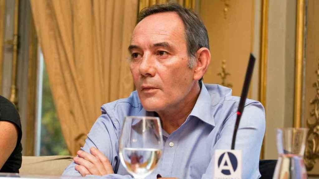 Santiago Antonio Yerga Cobos, director general de Migraciones.