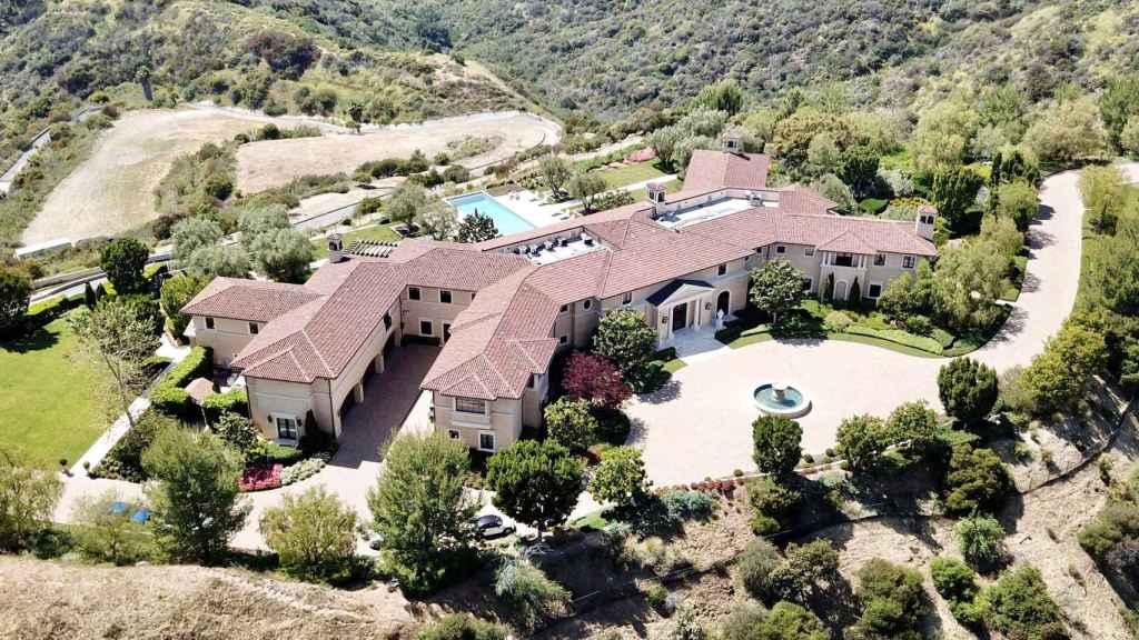 La mansión, situada en Los Ángeles, está valorada en 16 millones de euros.