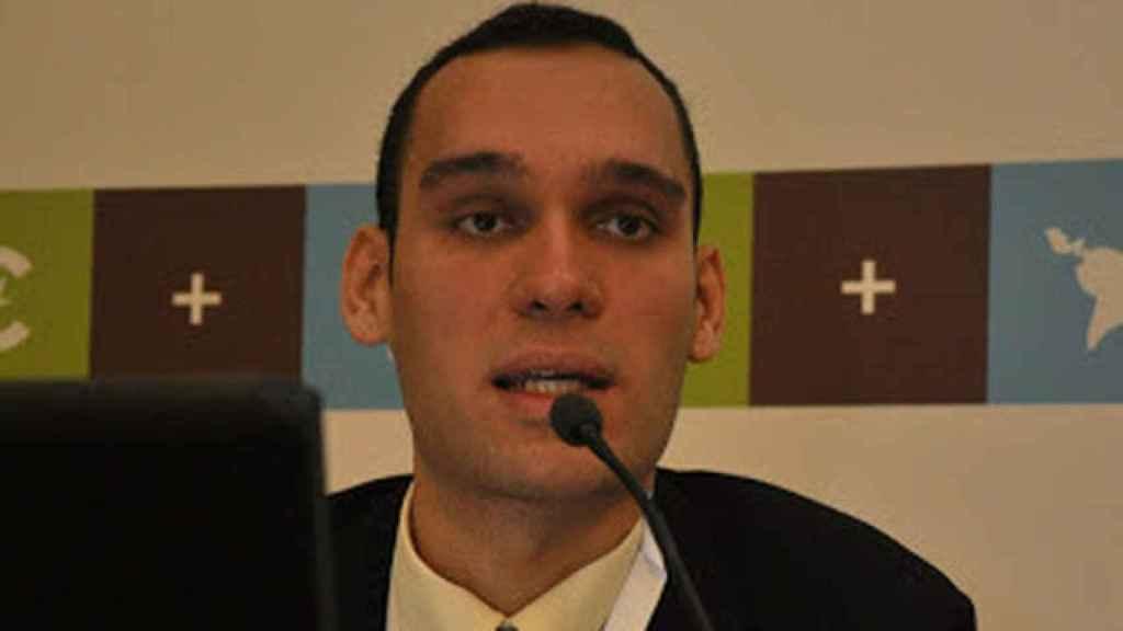 Gabriel Castañares, director general de Políticas Palanca para el Cumplimiento de la Agenda 2030.