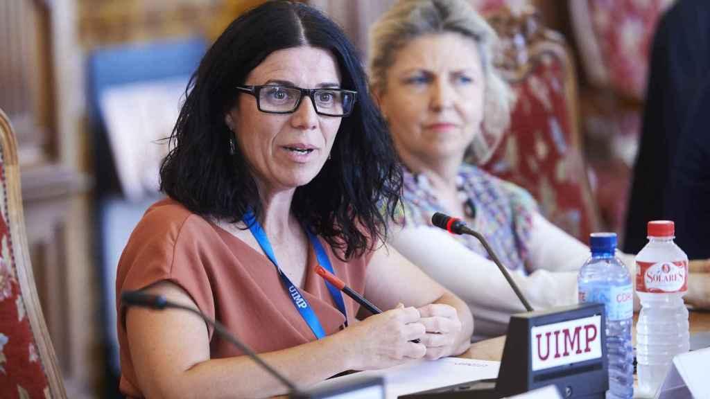 Patricia Lacruz, directora general de Cartera Básica de Servicios del Sistema Nacional de Salud y Farmacia.