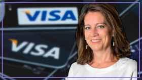 Carmen Alonso, directora de Visa España.