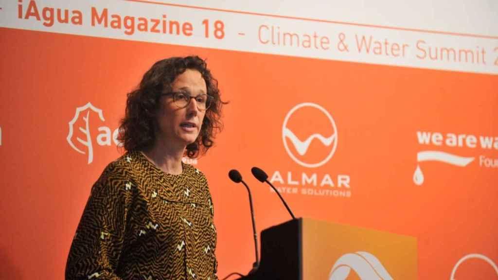 Valvanera Ulargui, directora general de la Oficina Española de Cambio Climático.
