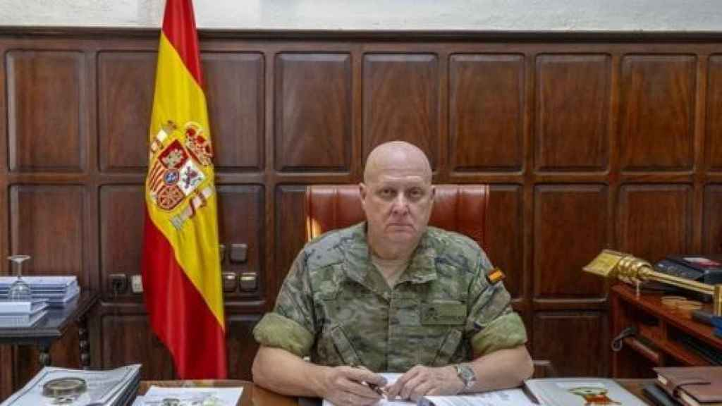 Luis Cebrián, director general de Infraestructura.
