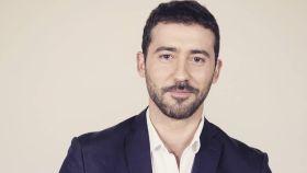 Álvaro Berro está cubriendo una baja laboral en 'Informativos Telecinco'.