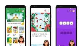 Google ayuda a los niños a aprender a leer con su nueva aplicación