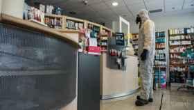 Imagen reciente de una farmacia. Foto: Europa Press