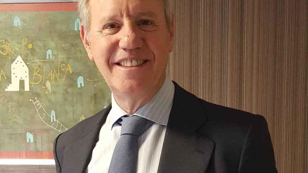 Ignacio Fernández-Cid, el presidente de la patronal de las residencias.