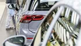 Planta de  Volkswagen en Wolfsburg (Alemania).