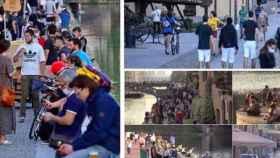 Las imágenes que han indignado al alcalde de Milán