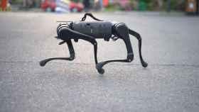 Perro robot de Unitree.
