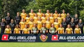 Plantilla del Dynamo Dresden