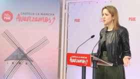 Cristina Maestre, eurodiputada y portavoz del PSOE de Castilla-La Mancha