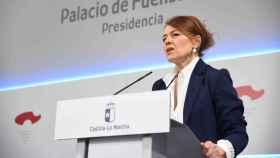 Aurelia Sánchez, consejera de Bienestar Social de Castilla-La Mancha (Foto: JCCM)