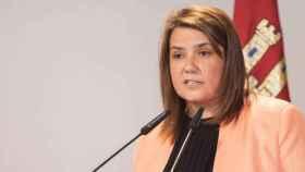 Agustina García Elez, alcaldesa de Talavera de la Reina