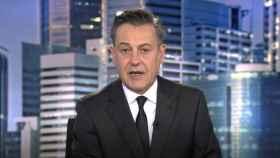 José Ribagorda en 'Informativos Telecinco'