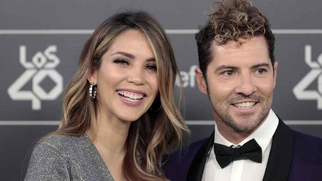 La pareja ha comunicado que amplía la familia con una tierna fotografía.