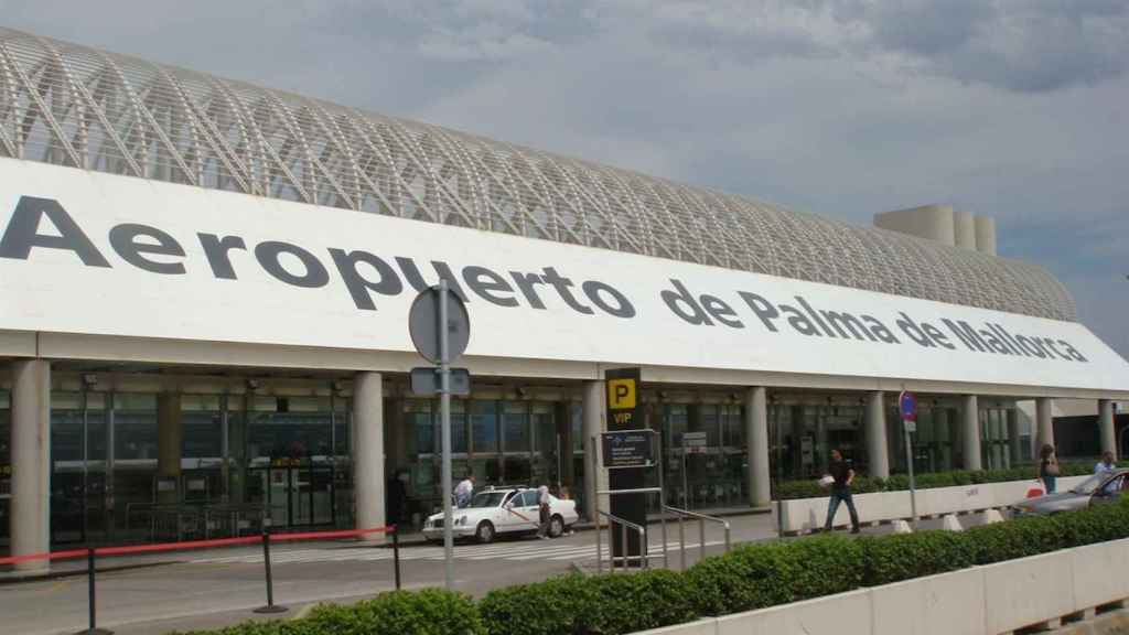 Aeropuerto de Palma de Mallorca   EP