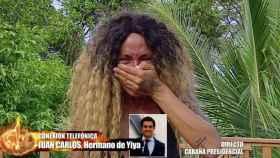 Yiya en 'Conexión Honduras' (telecinco.es)