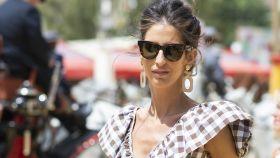 La diseñadora jerezana Inés Domecq.