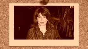 Cristina García Ramos en montaje de JALEOS.
