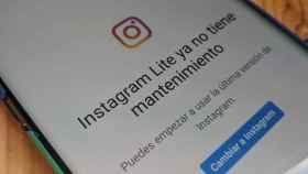 Instagram Lite deja de funcionar: ¿y ahora qué?