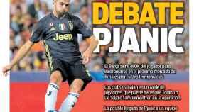 Portada Sport (11/05/20)