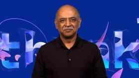 Arvind Krishna, CEO de IBM, en la inauguración de Think 2020
