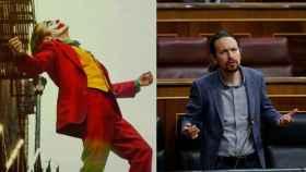 El 'Joker' de Joaquin Phoenix y Pablo Iglesias