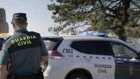 Foto de archivo de un coche de Guardia Civil.